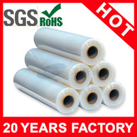 LLDPE film stretch for packing wrapping pallet, pe stretch wrap film of package
