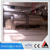 Automatic oil, natural gas, Steam boiler for mixing plant industry