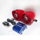 The Best Motorcycle Waterproof for Stereo Audio MP3 with LED Light and Alarm