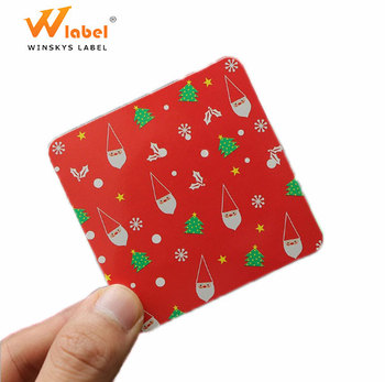 hot selling funny business custom christmas cards decoration small paper cards for holiday - Custom Christmas Cards For Business