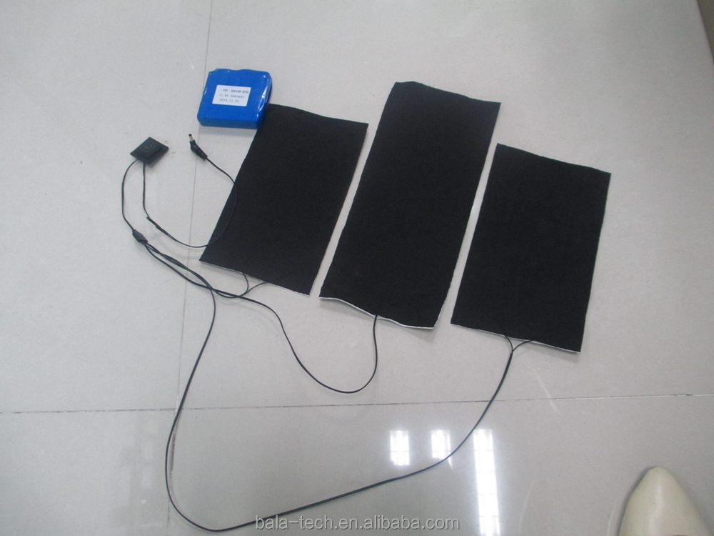 Battery Operated Heating Clothes Pads Buy Battery