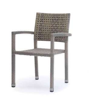 Stacking Rattan Outdoor Wicker Garden Retro Cane Home Restaurant Armrest Chair View Ctw Product Details From