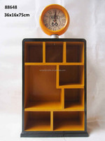offer gas line sign wall display handmake wooden CD RACK, DVD RACK, Multimedia Storage Tower
