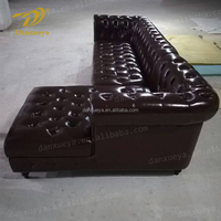 brown tufted leather sofa set futuristic furniture couch sets living room furniture