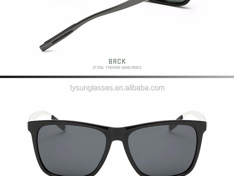 Marca AluminioPc Vintage De Hombres Gafas Innovación Lente La Retro Espejo Polarizada Conductor Los Sol Diseñador eE9WIYDH2b