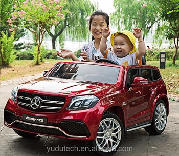 Licensed Mercedes Benz Gls63 Rs 24v 4 X Child S Electric Ride On Cars