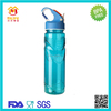 Mlife manufactured 850ml plastic traveling use popular design easy carry water bottle with handle