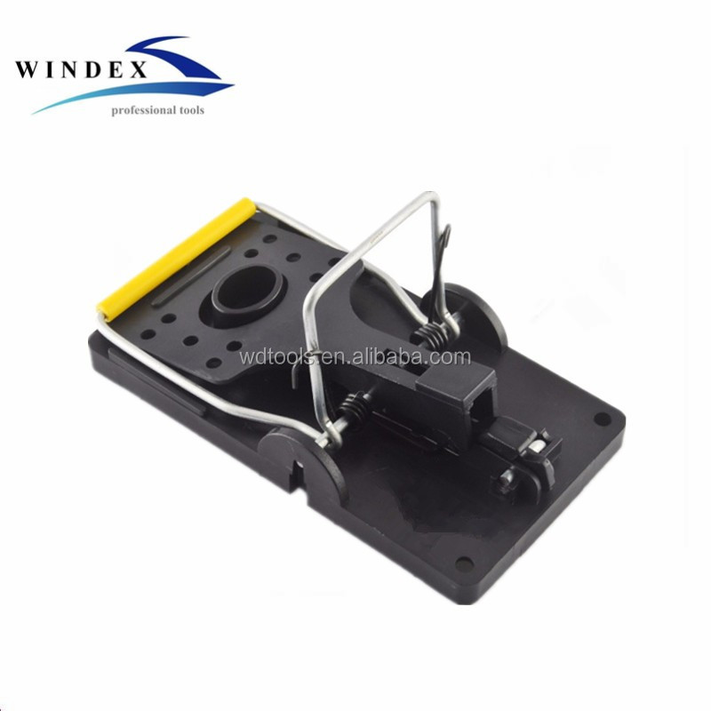 Professional quality ABS plastic mouse rat trap
