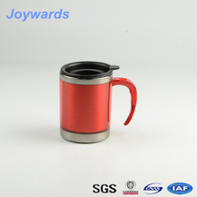 free sample 16oz stainless steel travel coffee mugs custom logo