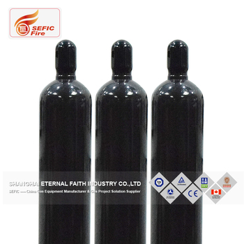 Industrial N2O Gas Cartridge Nitrogen Gas Cylinder Price Uhp