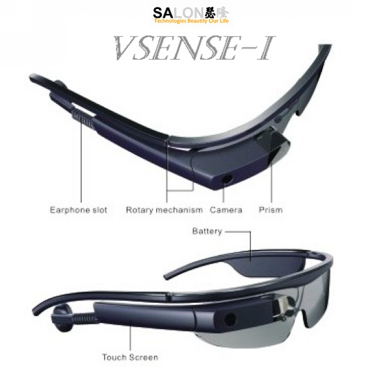 Prism Screen Smart AR Video Glasses
