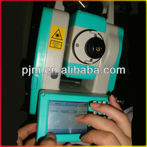 non prism 300m high accuracy reflectorless total station ruide RTS-862R/RA total station surveying equipment