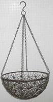 Handicraft Decorative Metal Planter Fruit Bowl Wrought Iron ...