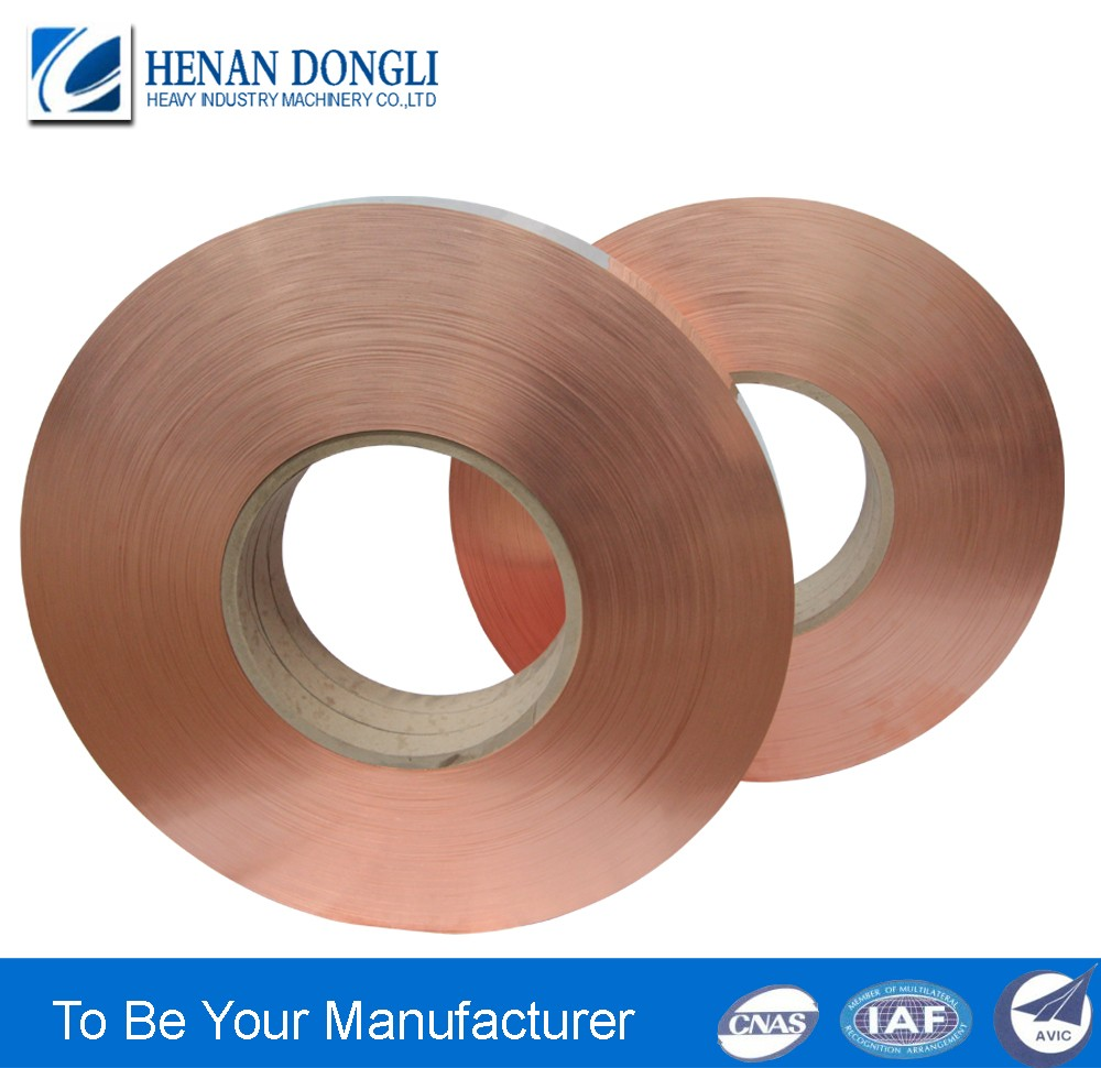 C1100 copper foil coil price for power transformer winding