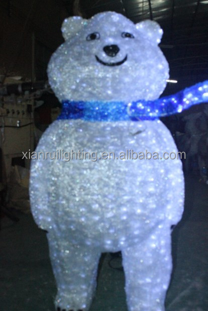Led Acrylic Polar Bear Led Acrylic Polar Bear Suppliers And Manufacturers At Alibaba Com