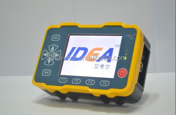 IDEA-301 High quality eddy current flaw/crack detector made in china