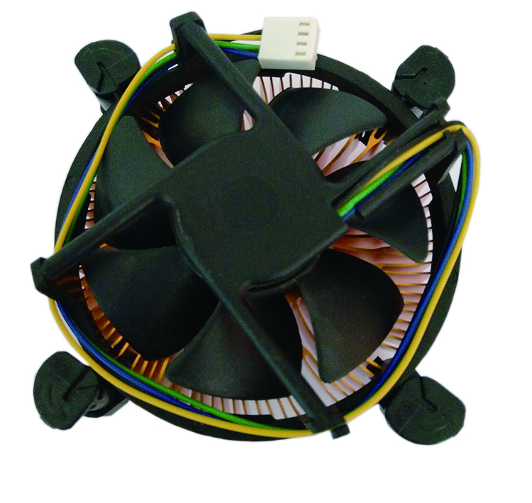 CPU radiator fan cooler for computer