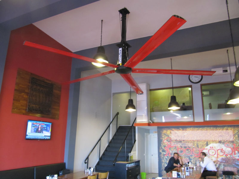 Restaurant Hvls Ceiling Fans Usa Buy Hvls Fans Hvls Ceiling Fans