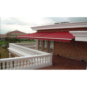 New brand outdoor open type motorized folding arms retractable awning