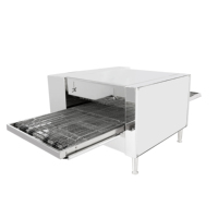Commercial pizza maker fast conveyor pizza oven for sales