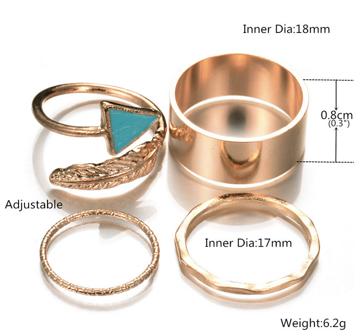Fashion Gold Ring Design For Women Wholesale