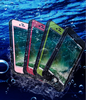 2016 New Customized Waterproof PC Cover Phone Case for Apple iPhone 7 7 plus Skin IP68 Certified
