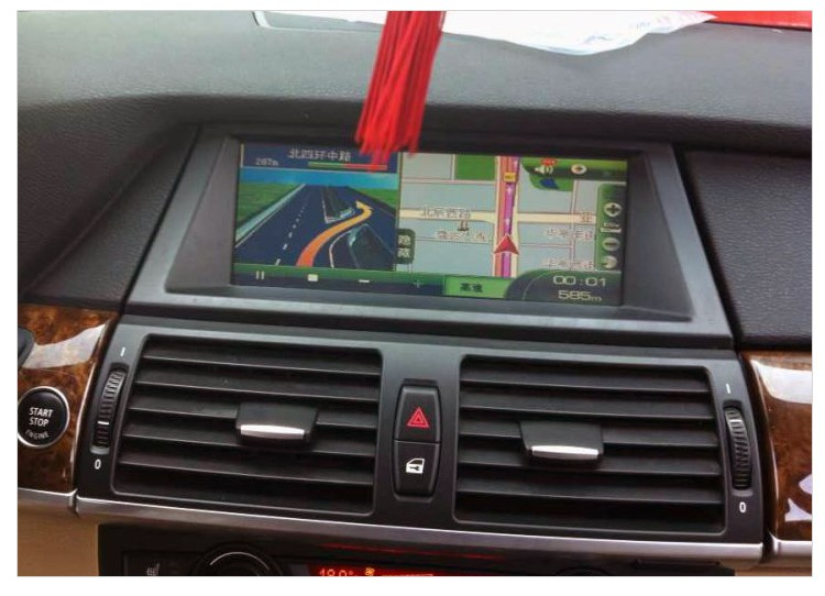 Car Multimedia Video Interface For Bmw E60 With Ccc Idrive Support Buy Car Video Interface For