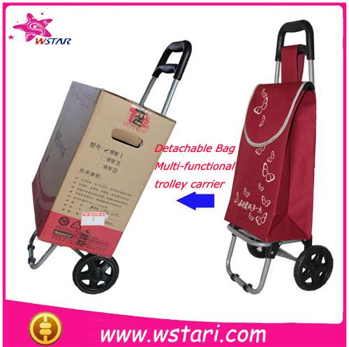 7f1ecb58b1 2 wheels trolley bag best designer trolley bag shopping trolley smart cart