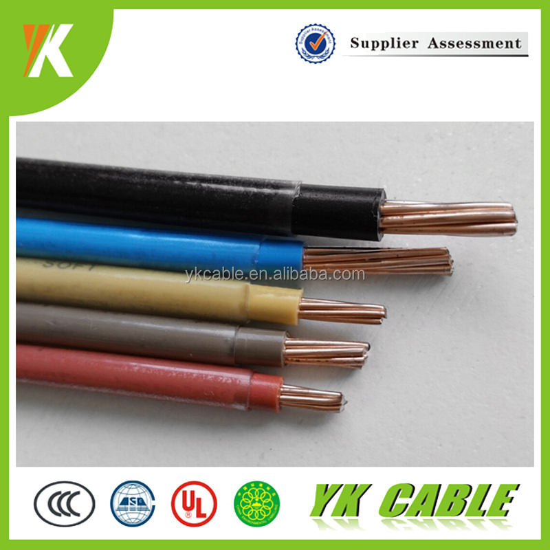 Thhn Cable Wire, Thhn Cable Wire Suppliers and Manufacturers at ...