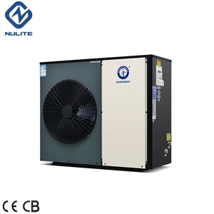9kKW House heating monoblock inverter scroll compressor heatpump heat pump air to water China