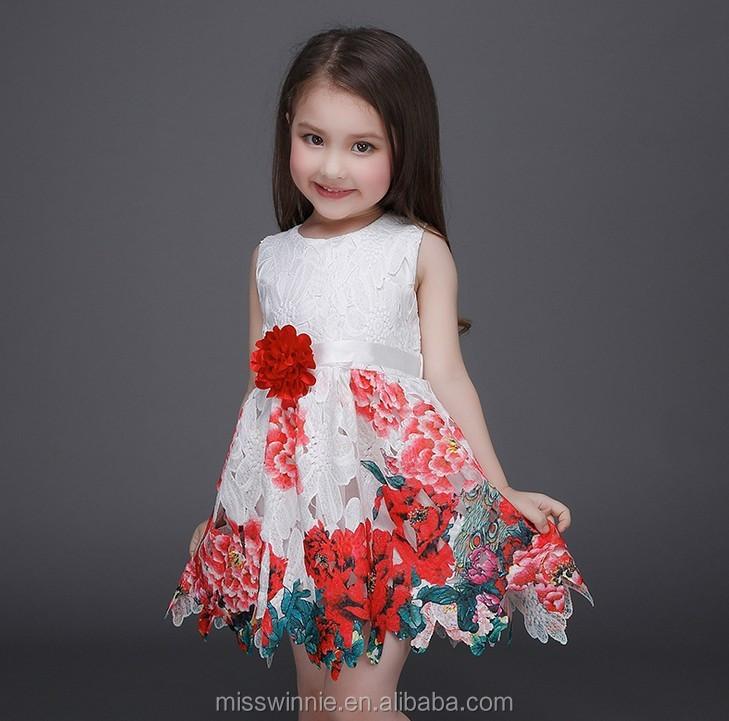 c802f47ea 2016 Baby Girl Summer Dress New Design Names Of Girls Dresses ...