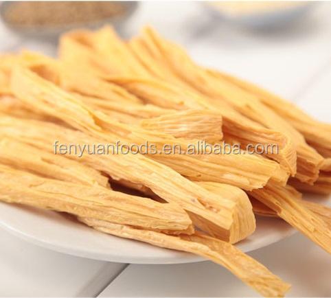 high quality cheap price fuzhu soybean sticks