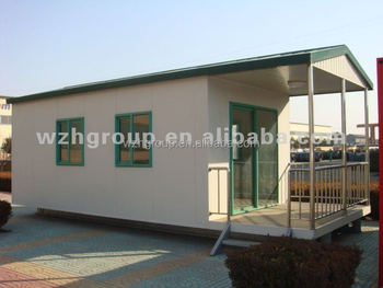 Cheap Price Eps Sandwich Panel Cheap Mobile Home Chassis