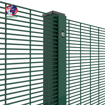 Hot sale 358 high security fence prison mesh