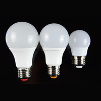 Factory price, no compromise on light quality 3w,6w,7w,8w,9w,10w,11w,12w,13w,15w,18w led bulb; two years warranty