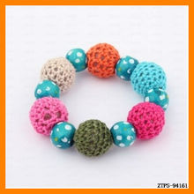 Lovely arms candy stretchy bracelet hot selling ZTPS-94161
