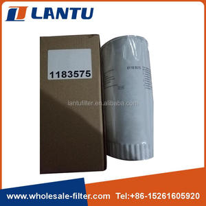 1183575 deutz engine parts oil filter element manufacturing company from hebei