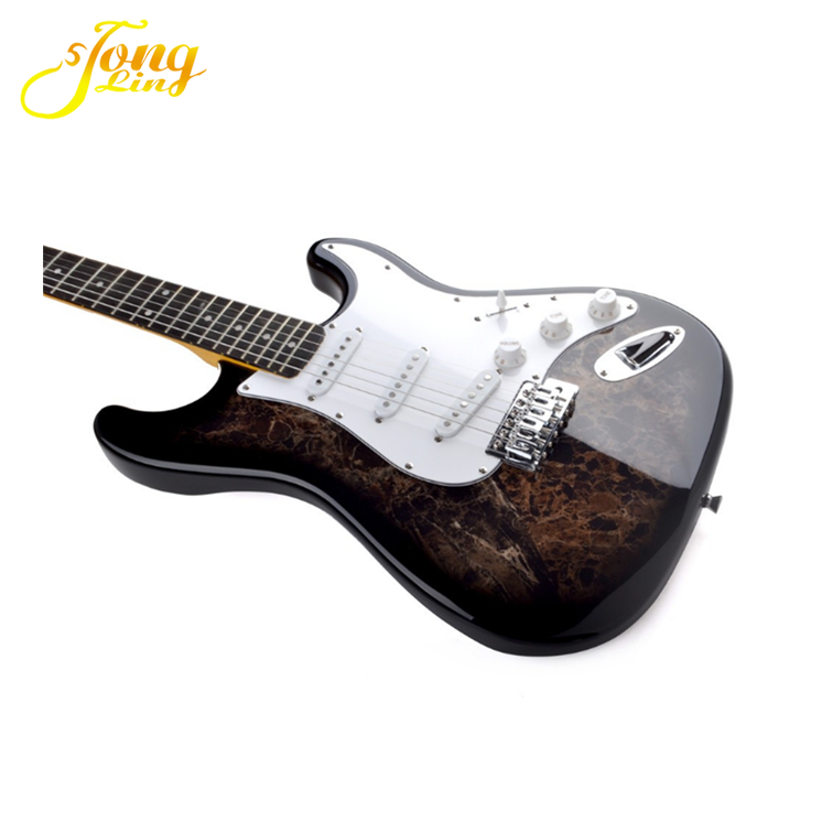 Wholesale Advanced OEM professional electric guitar