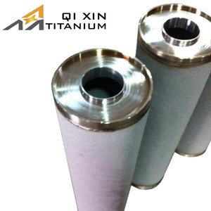 Filter Equipment Used Sintered Stainless Steel Filter Cartridge