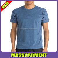 MS-1623 Fashion Wholesale Men's Clothes Dri Fit T shirt 100 Cotton Fabric Blank Men's T shirt