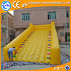 Yellow china offer inflatable slides, hot sale big kahuna inflatable water slide