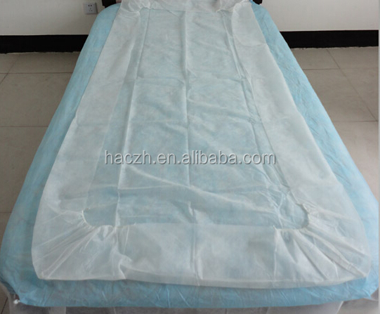 disposable bed cover, disposable massage bed cover,disposable plastic bed covers