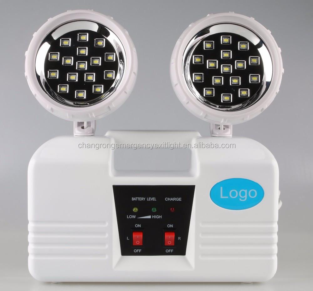 Twin Spot Emergency Light New Model