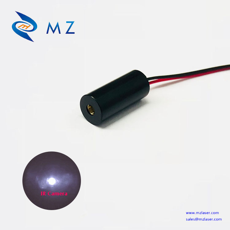 Standard D8mm 980nm 1mW IR <strong>Laser</strong> Dot Module APC Driver for <strong>laser</strong> Tag Infrared sensing <strong>laser</strong>