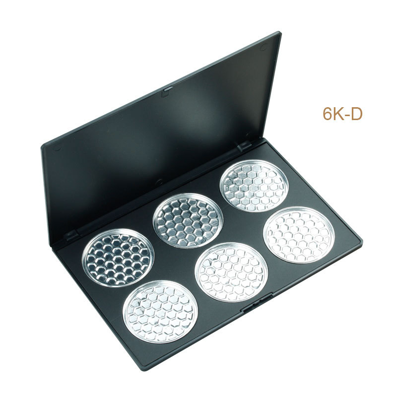 Aluminum Pans DIY Makeup Eye Shadow Empty Magnetic Case