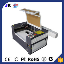 JK4060 co2 laser engraving machine price,laser engraver for wood, acrylic, MDF, leather, paper