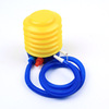 5 inches plastic foot operated pump for balloon