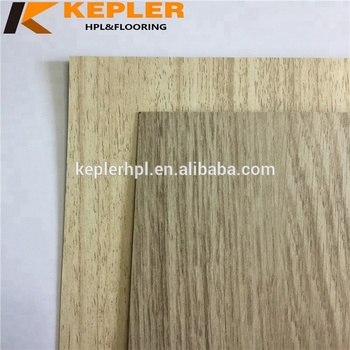 Kepler Price Wood Grain Flexible Hpl Furniture Laminate Sheets Manufacturer Product On