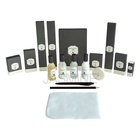 wholesale hotel bathroom amenities one time use toiletries/disposable hotel guestroom amenity set