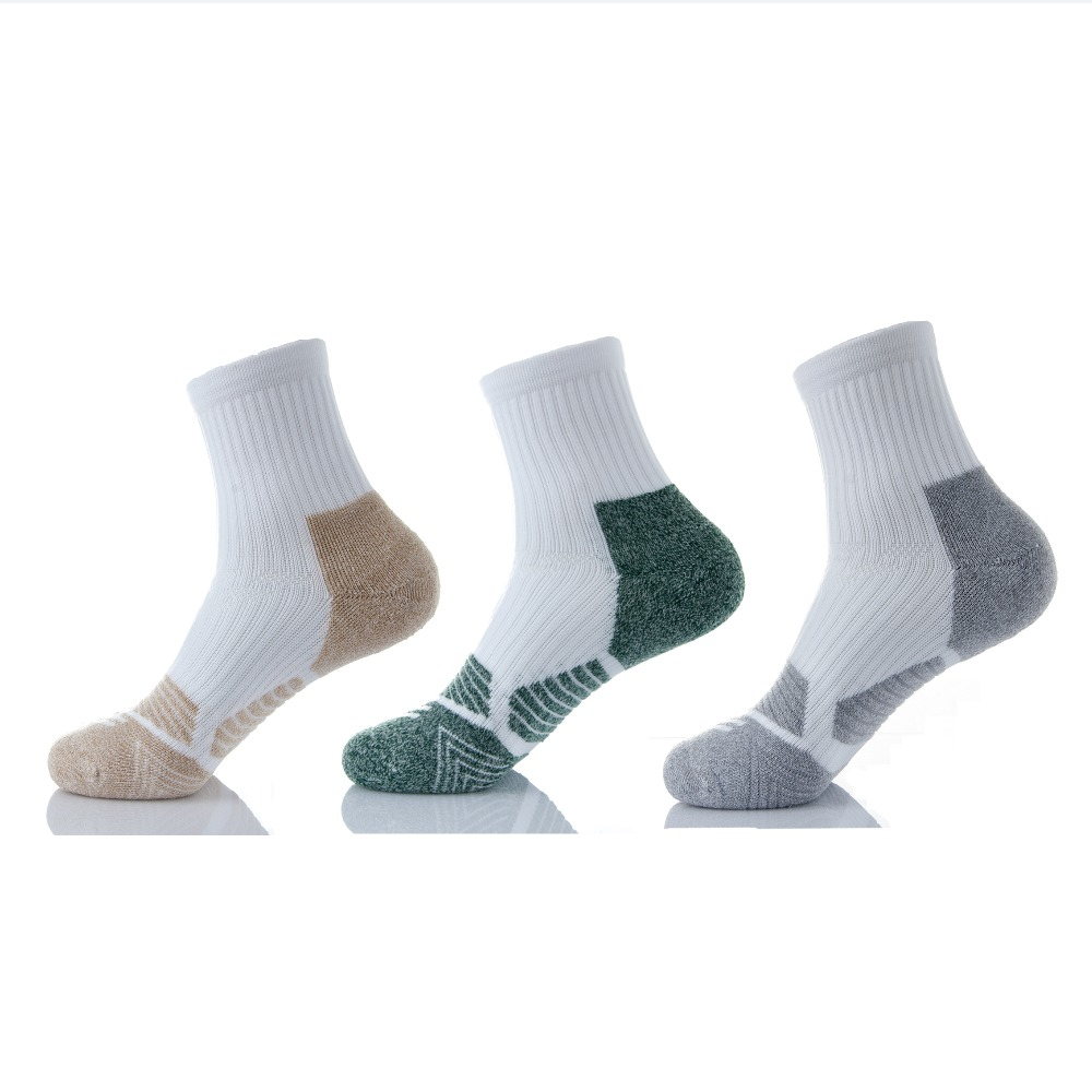 High quality adults autumn Anti-Bacterial Nylon socks custom / bulk wholesale socks
